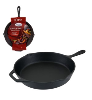 Cast Iron Frypan 12in                                        643700264794