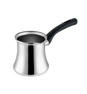 Coffee Warmer SS 19Oz with Black Bakelite Handle, Sicilia    643700274489
