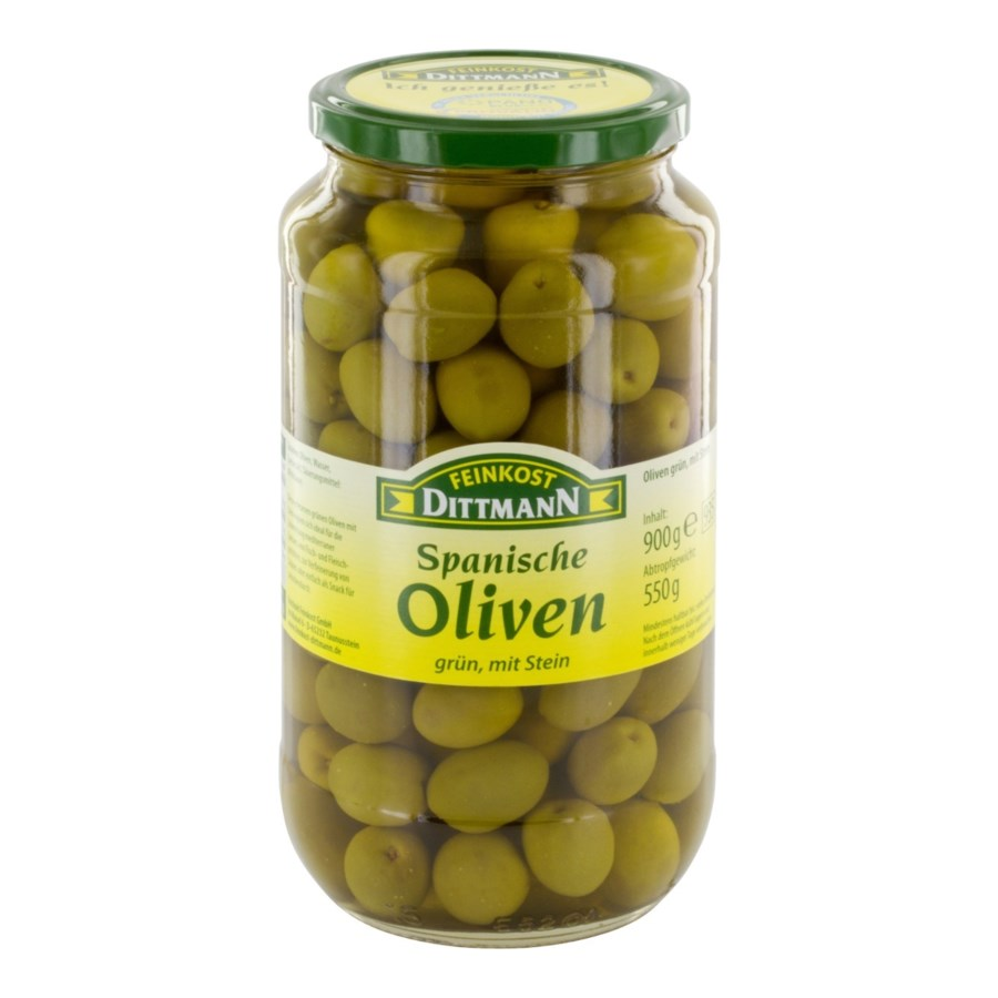 Olives - Green - Whole                                       400223943900