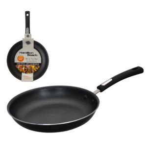 HB 10in Aluminum Fry pan 3.0mm, black, Nonstick interior, so 643700229038