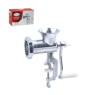 Meat Grinder Aluminum Alloy 7.5x11in                         643700111012