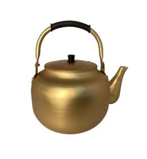 Aluminum Tea Kettle Golden 10.0L                             690455565801