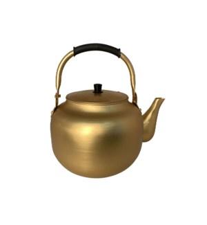 Aluminum Tea Kettle Golden 8.0L                              690455565803