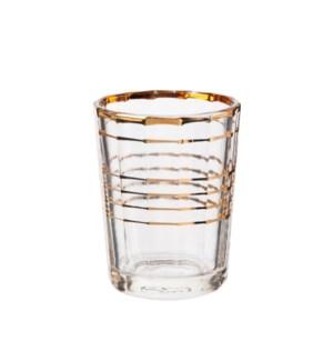 Shot Glass 6pc set 3oz                                       02610252569