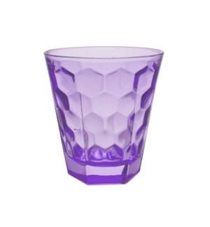 Tumbler 6pc set, 9oz Purple                                  107098022034