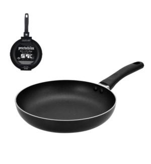 PS 9.5in fry pan, 2.2mm, black, Nonstick interior, bakelite  643700225467