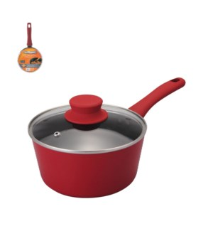 PS Sauce Pan Alum 1.4Qt Whitford Xylan Nonstick Coating, Sof 643700273277