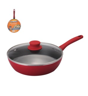 PS Saute Pan Alum 10in Whitford Xylan Nonstick Coating, Soft 643700273307