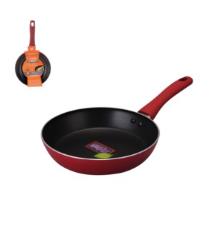 PS Fry Pan Alum 8in Whitford Xylan Nonstick Coating, Soft To 643700273314