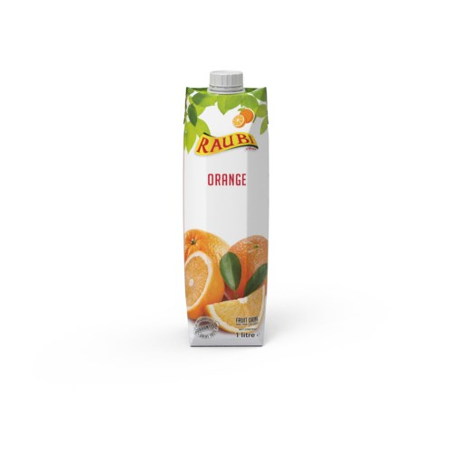 Orange Juice Tetra Pak 1L Raubi                              705632239506
