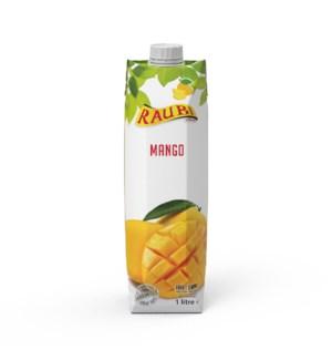 Mango Juice Tetra Pak 1L Raubi                               705632239513