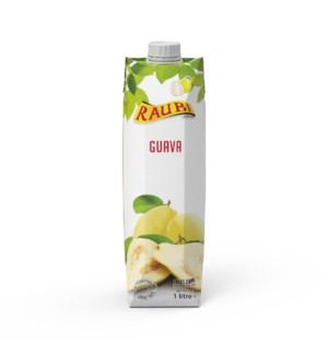 Guava Juice Tetra Pak 1L Raubi                               705632239872