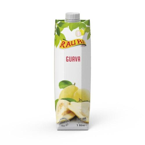 Raubi Guava Juice 33.8floz 1L                                705632239872