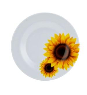 Dessert Plate Melamine 7in Round                             643700241641