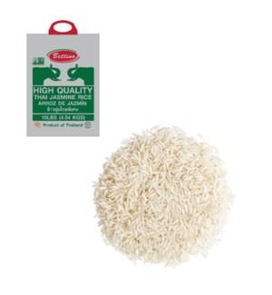 Thailand Jasmine Rice 10lbs. Bettino                         643700329622