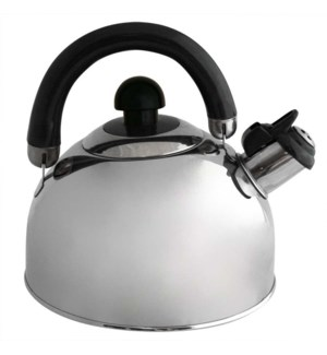 Tea Kettle. SS 2.5L Whistling.Bakelite Handle                643700067555