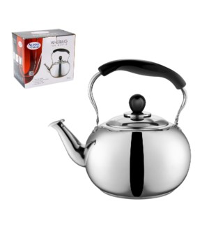 Tea kettle Whistling SS 4.0L                                 643700236661