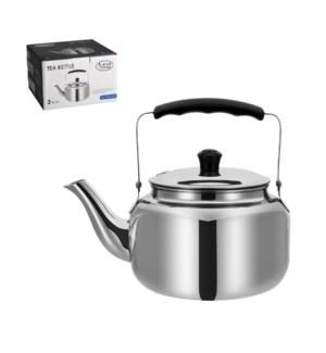 Tea kettle SS 2.0L                                           643700234322