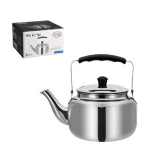 Tea kettle SS 2.7L                                           643700266392
