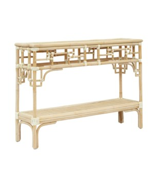 Pagoda Console Small, Frame to be Painted, Pack 1, Ships via Truck