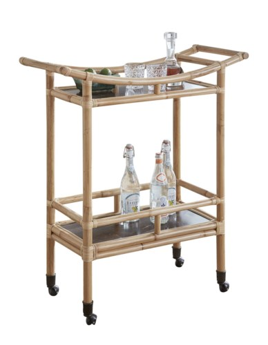 25% OFF -Palu Bar Cart Frame NaturalItem to be Discontinued