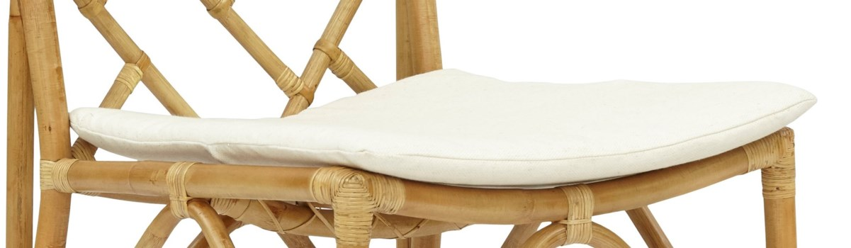 Cushion Holly WhiteBassett Hall Side ChairPack 1