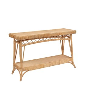 NEW!!  Charleston Console Table Color - Natural
