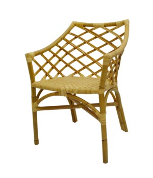 Sara Arm Chair Color - Natural