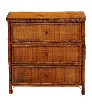 Bachelor Chest Antique Tortoise