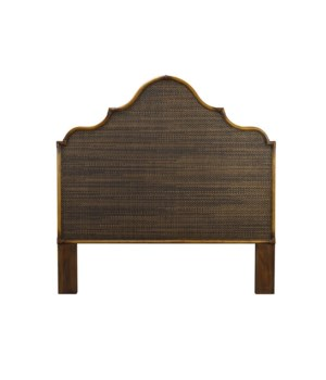 Alhambra Queen Headboard Color - CoffeeNOTE:  Kenian headboards are not predrilled nor do they in