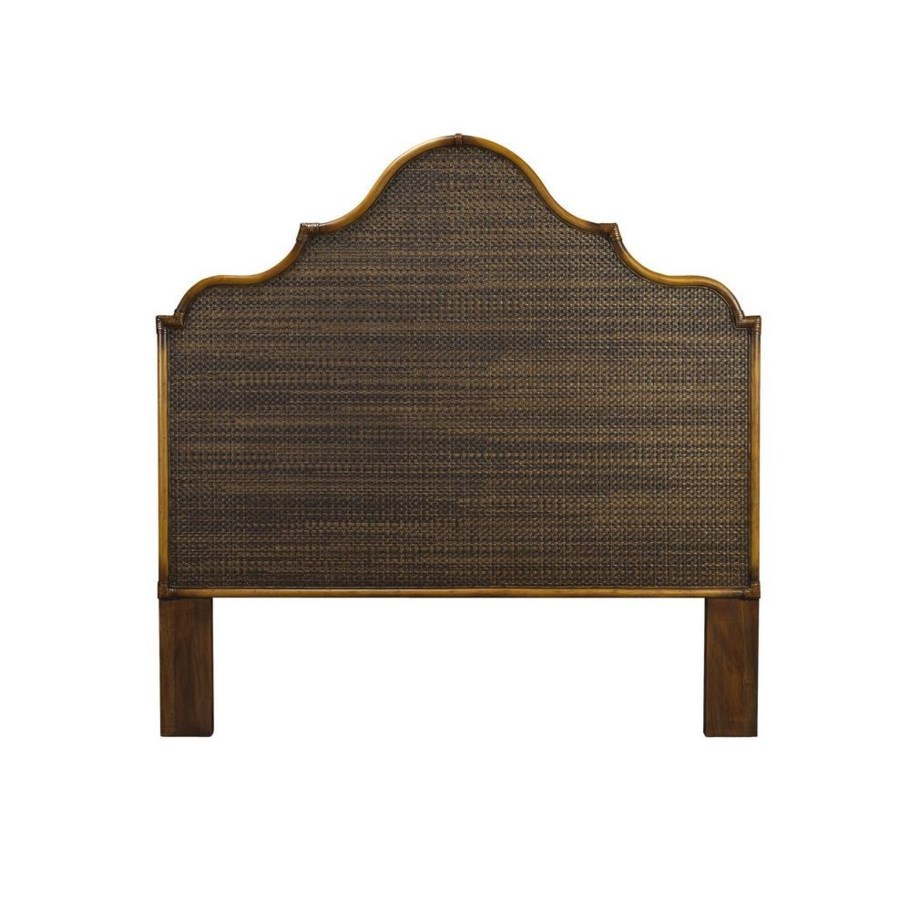 Alhambra Queen Headboard  Color - Coffee NOTE:  Kenian headboards are not  predrilled nor do the