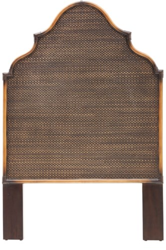 Alhambra Twin Headboard Color - Coffee