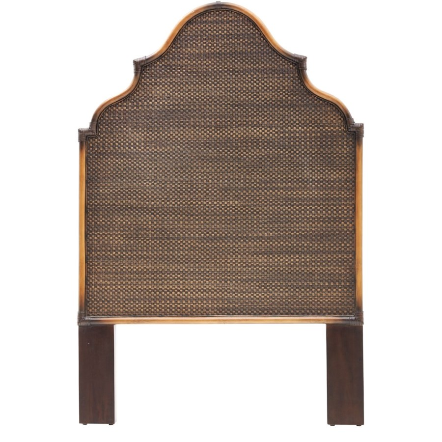 "CLOSE-OUT - 25% Off!Alhambra Twin Headboard Color - CoffeeAll Close-Outs Sold ""As-Is"" - All Sale"