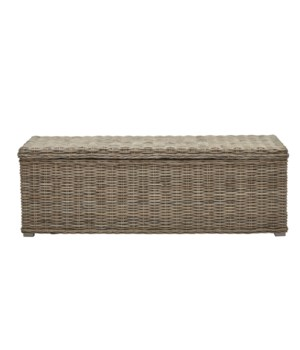 """CLOSE-OUT - 25% Off!Java Storage ChestColor - Kubu Gray RattanAll Close-Outs Sold """"As-Is"""" - All"""