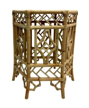 Pagoda Table Base, Frame to be Painted,  Pack 1, Ships via Truck