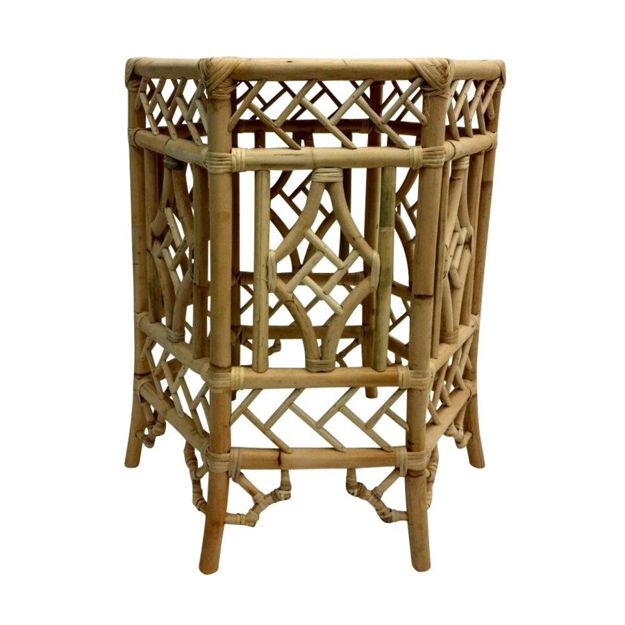 "50% OFF UNPAINTED FRAME ONLY!Pagoda Table BaseFrame to be PaintedAll Close-Outs Sold ""As-Is"" - A"