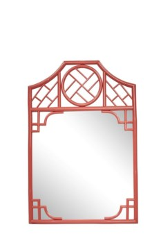 Chippendale Mirror, No GlassFrame to be Painted