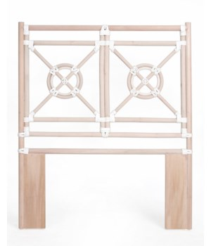 CLOSE-OUT - 50% Off Unpainted Frame ONLY!Jardin Twin HeadboardFrame to be PaintedAll Close-Out i