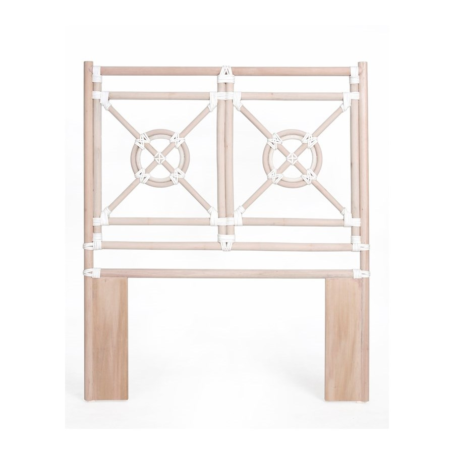"""50% OFF UNPAINTED FRAME ONLY!Jardin Twin HeadboardFrame to be PaintedAll Close-Out items sold """"A"""