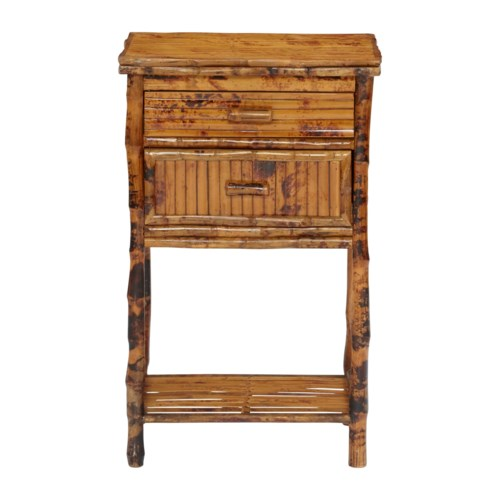 """15% OFF -Side Cabinet, w/drawers Tall 32""""Frame Color - Tortoise MatteItem to be Discontinued"""