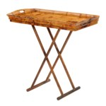 Butler / Coffee Table Frame Color -Tortoise   Some Assembly Required