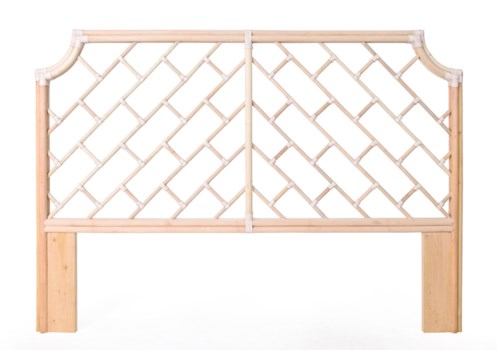 Palm Beach Chippendale HeadboardKingFrame to be PaintedPack 1