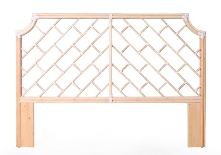 Palm Beach Chippendale HeadboardKing Frame to be PaintedPack 1(Originally $675.00)Item to be Di