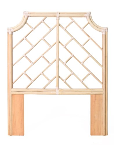 Palm Beach Chippendale Headboard, Twin, Frame to be Painted, Pack 1NOTE:  Kenian headboards are n