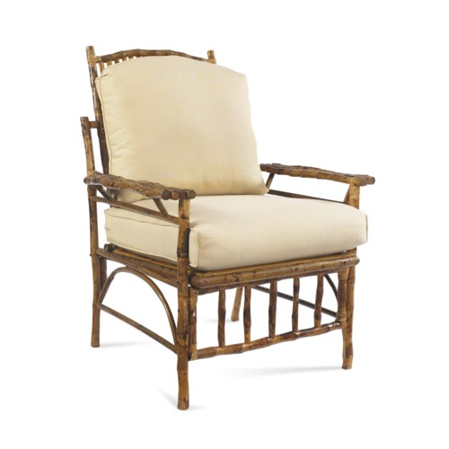 25% OFF -The Big Easy ChairFrame Color -TortoiseChoose Your Cushion Color - Sail Cloth Sand or Ca