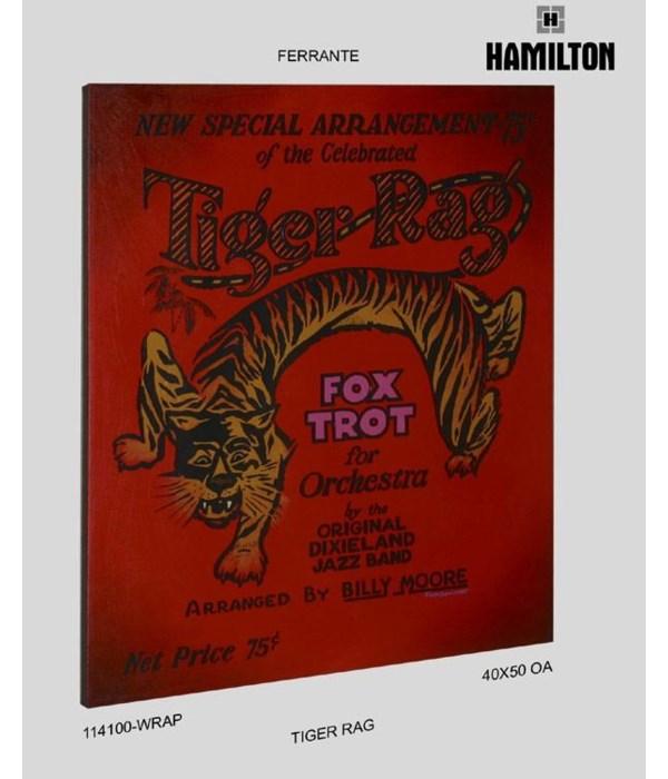 Tiger Rag (flash sale)
