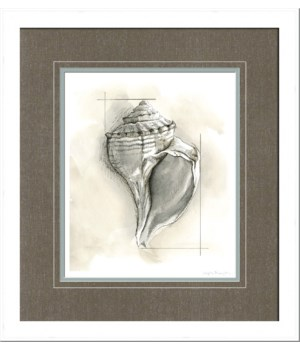SHELL SCHEMATIC I (S/N giclee)
