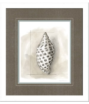 SHELL SCHEMATIC IV (S/N giclee)