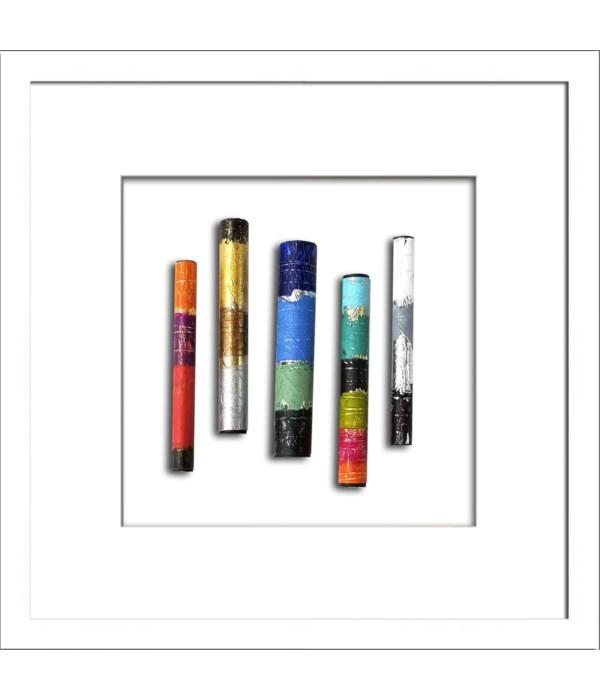 CYLINDRICAL II (multi-color)