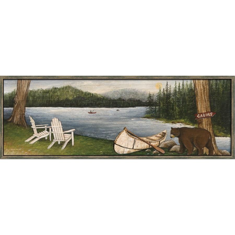 NORTHWOODS BEAR (float frame)